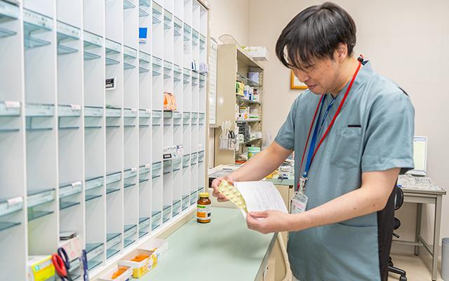 薬局機能について